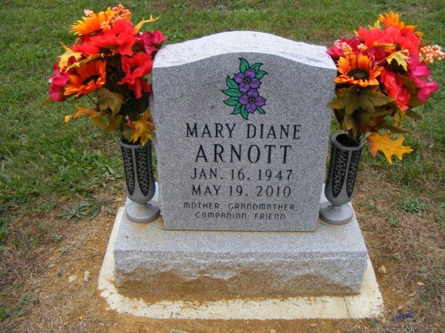Mary Diane Arnott