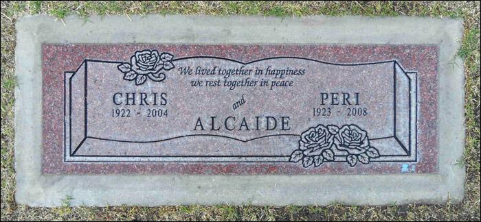 Chris Alcaide