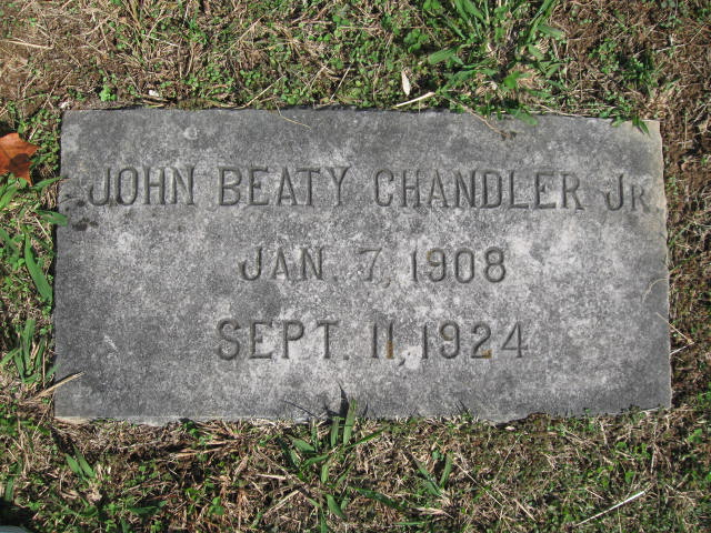 John Beaty Chandler, Jr