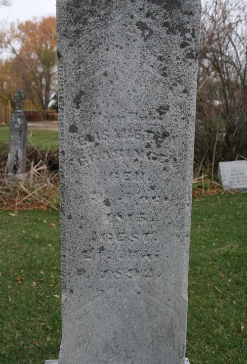 Elisabetha <i>H.</i> Grabinger