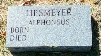 Alphonsus Lipsmeyer