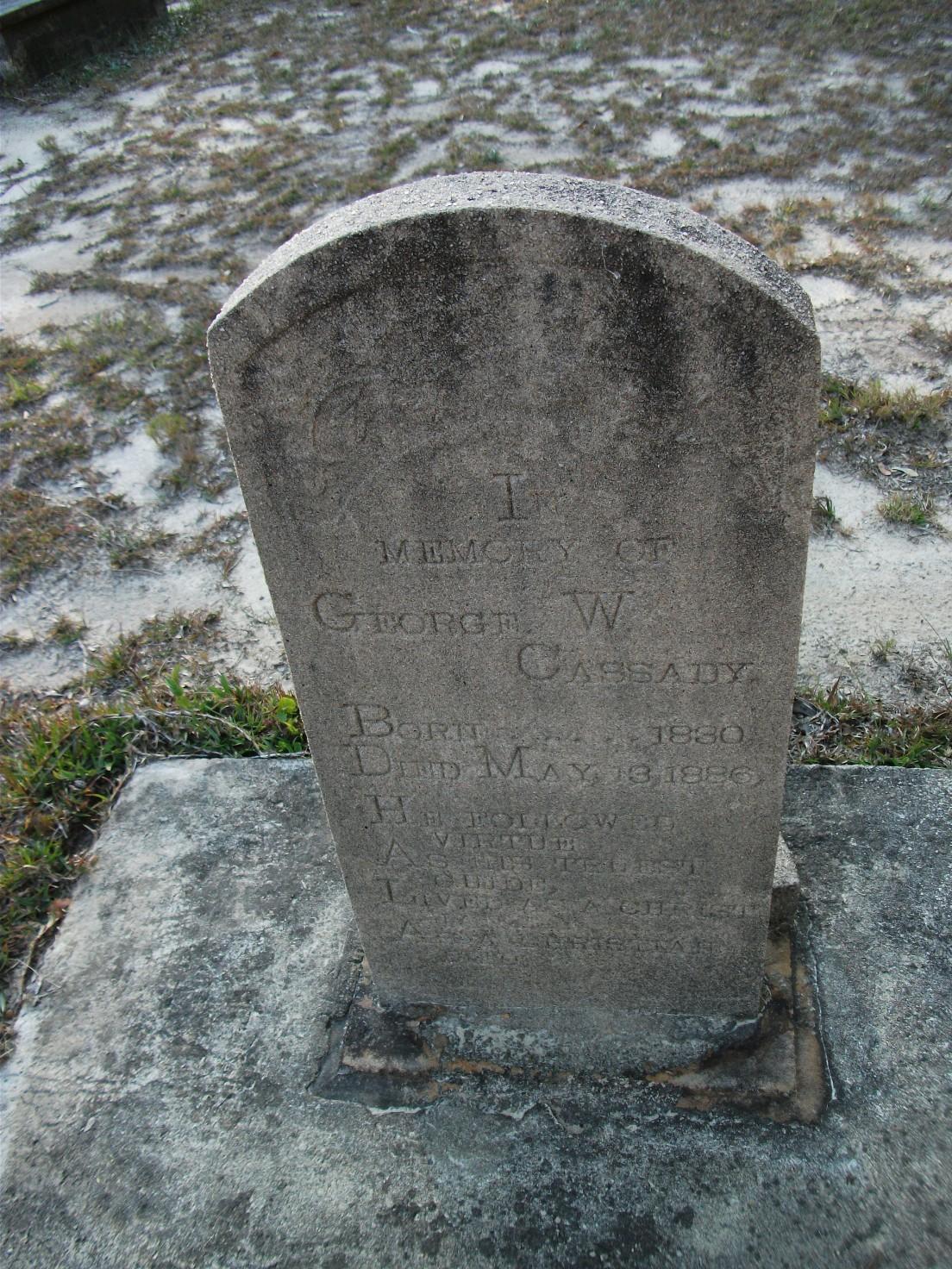George Washington Cassady