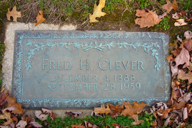 Fred Henry Clever