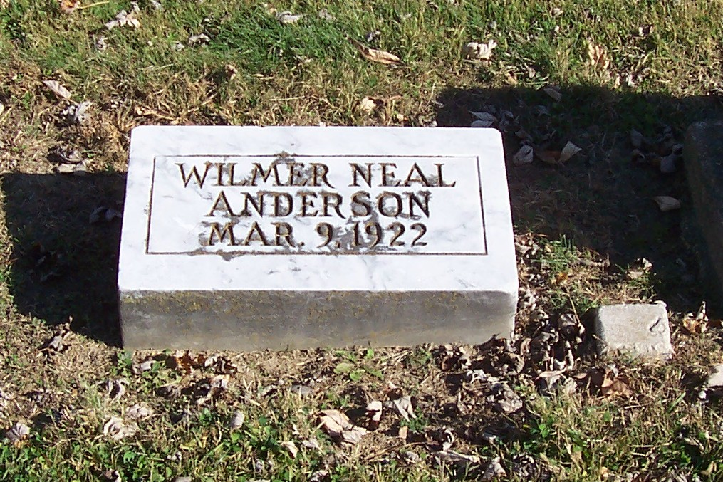 Wilmer Neal Anderson
