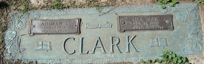 Ida Mae <i>White</i> Clark