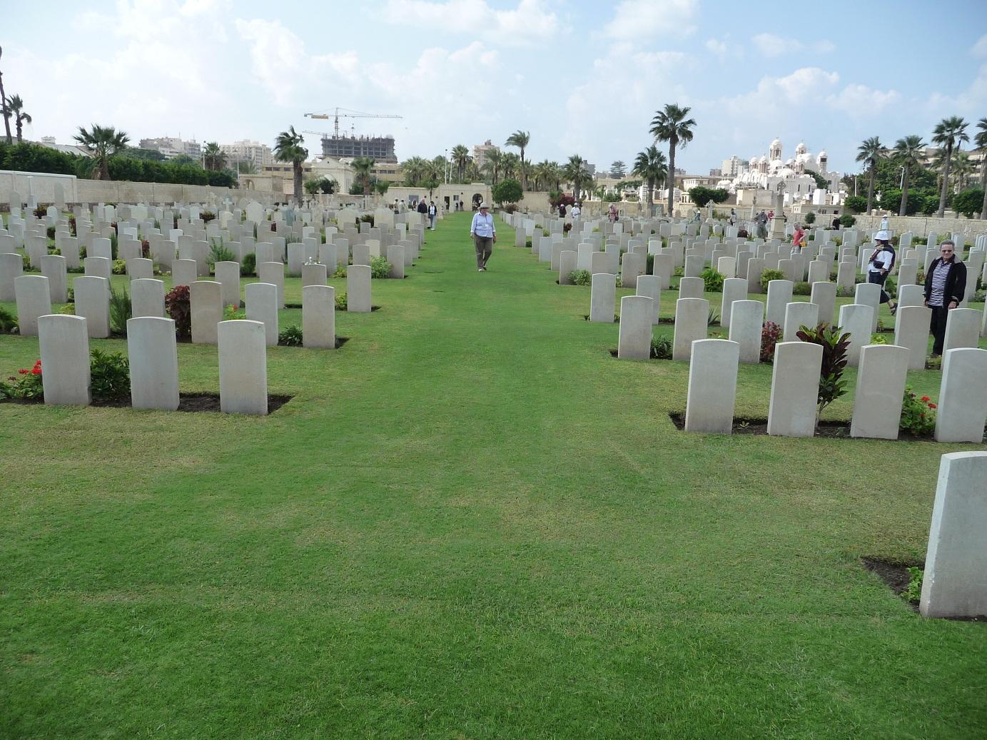 Alexandria (Chatby) Military Cemetery