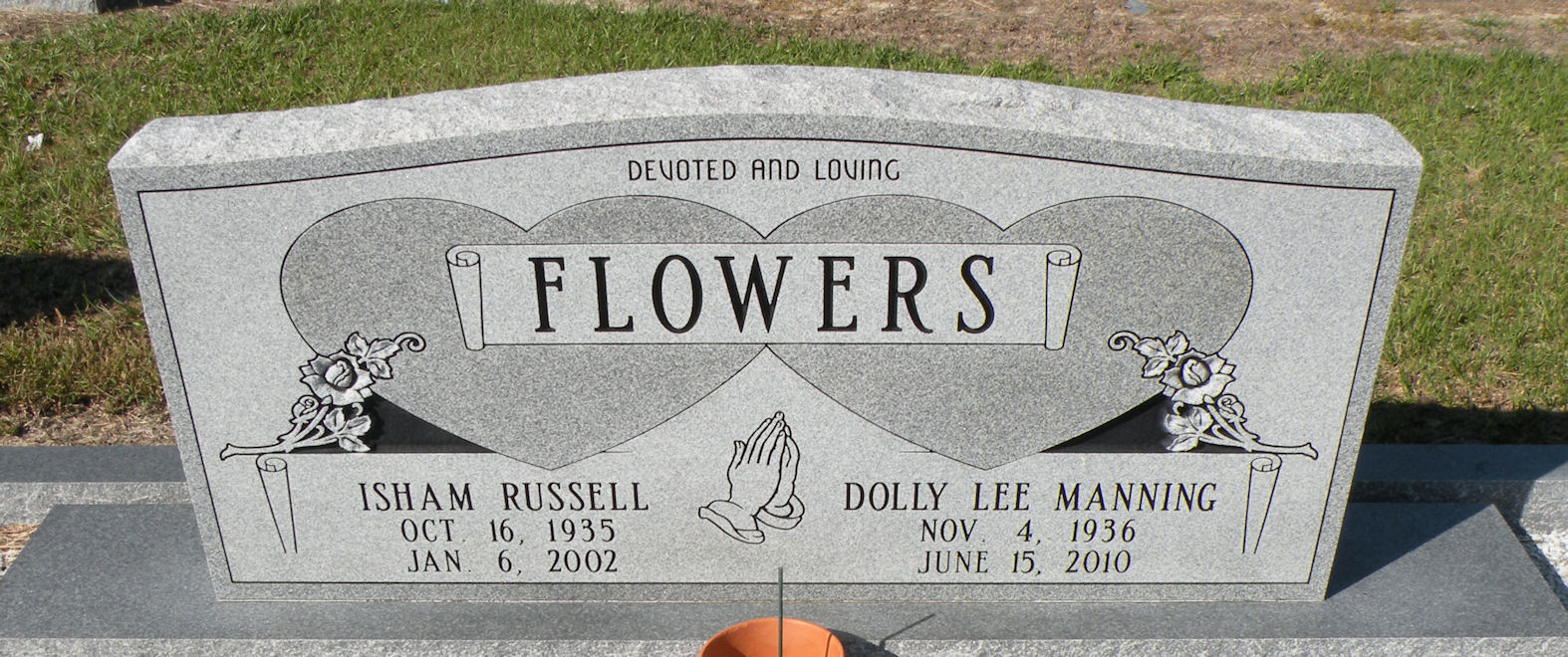 Dolly Lee <i>Manning</i> Flowers