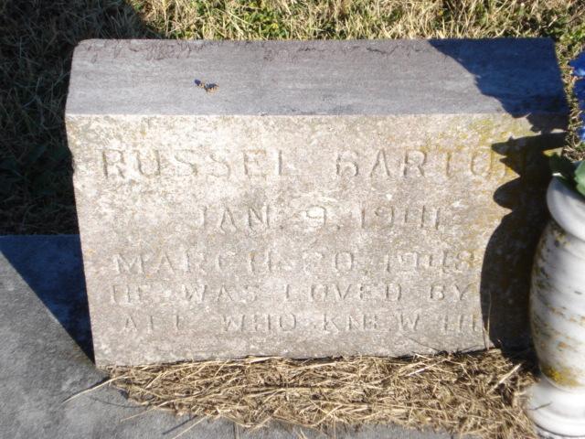 Russel Barton