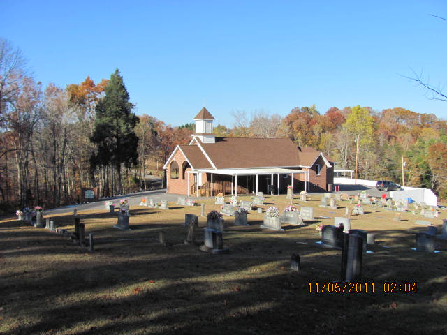 Island Ford Cemetery