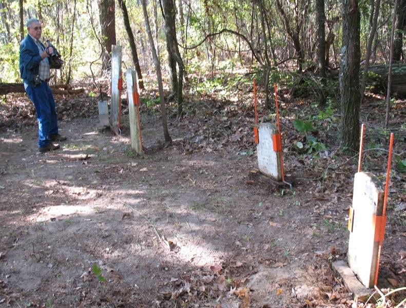Chapman Family Cemetery