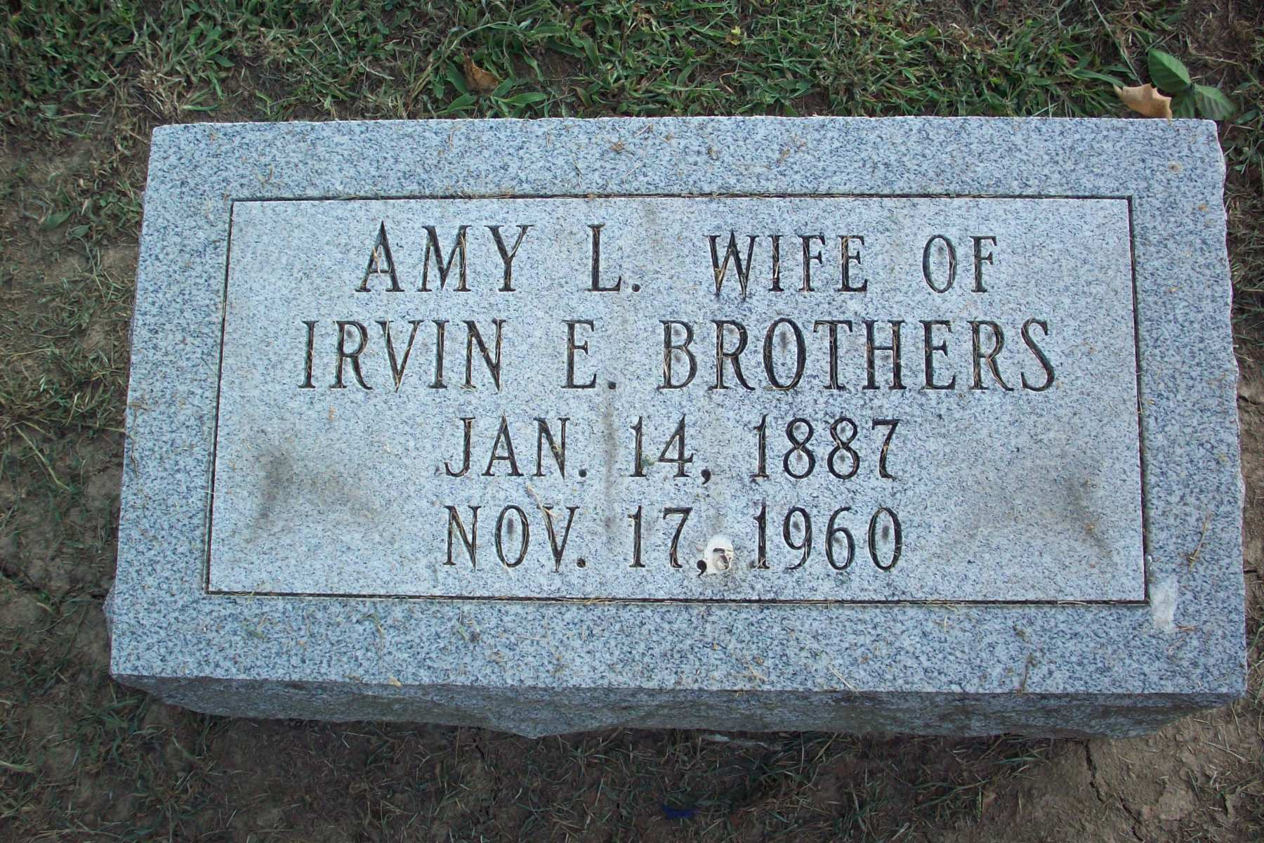 Amy L. Brothers