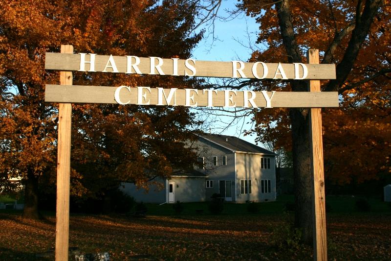Harris Road Cemetery