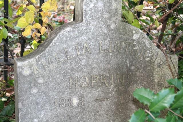 Amelia <i>Linthicum</i> Hopkins