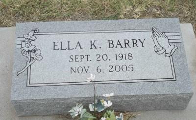 Ella K. Barry