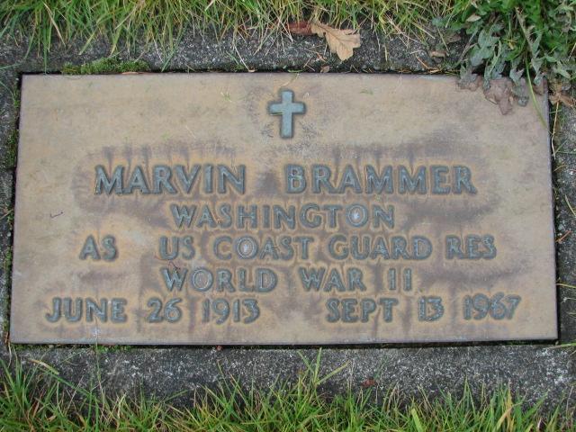 Marvin Richard Brammer