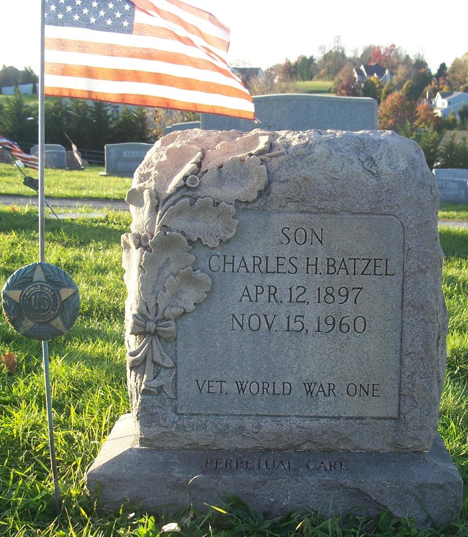 Charles H Batzel