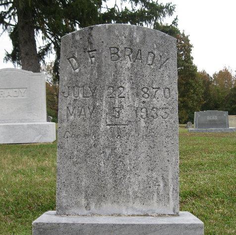 Doctor Franklin Brady