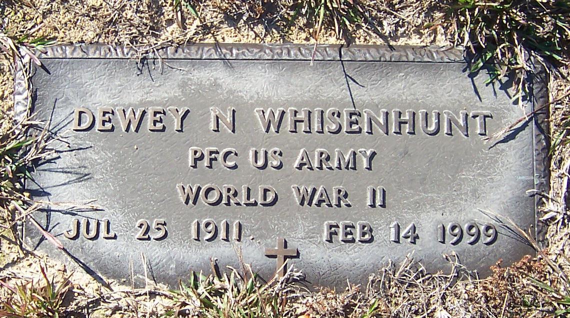Dewey Noel Whisenhunt