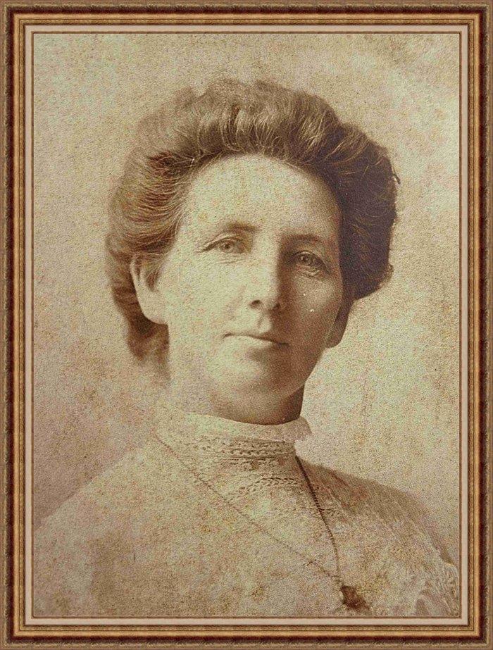 Anna Mary <i>Mehr</i> Braun