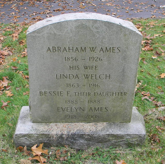 Abraham Warren Ames