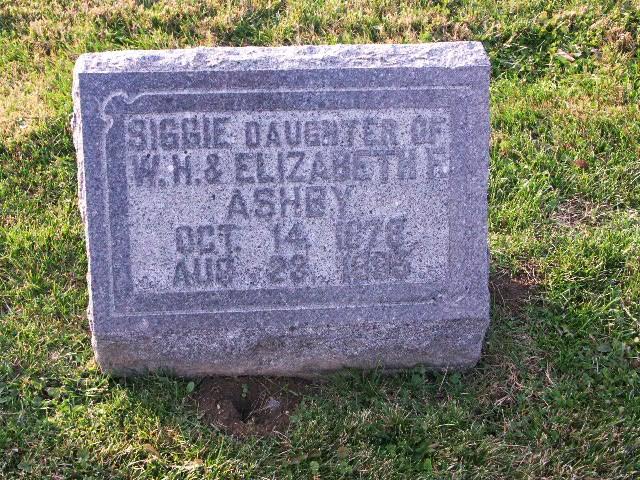 Siggie Ashby