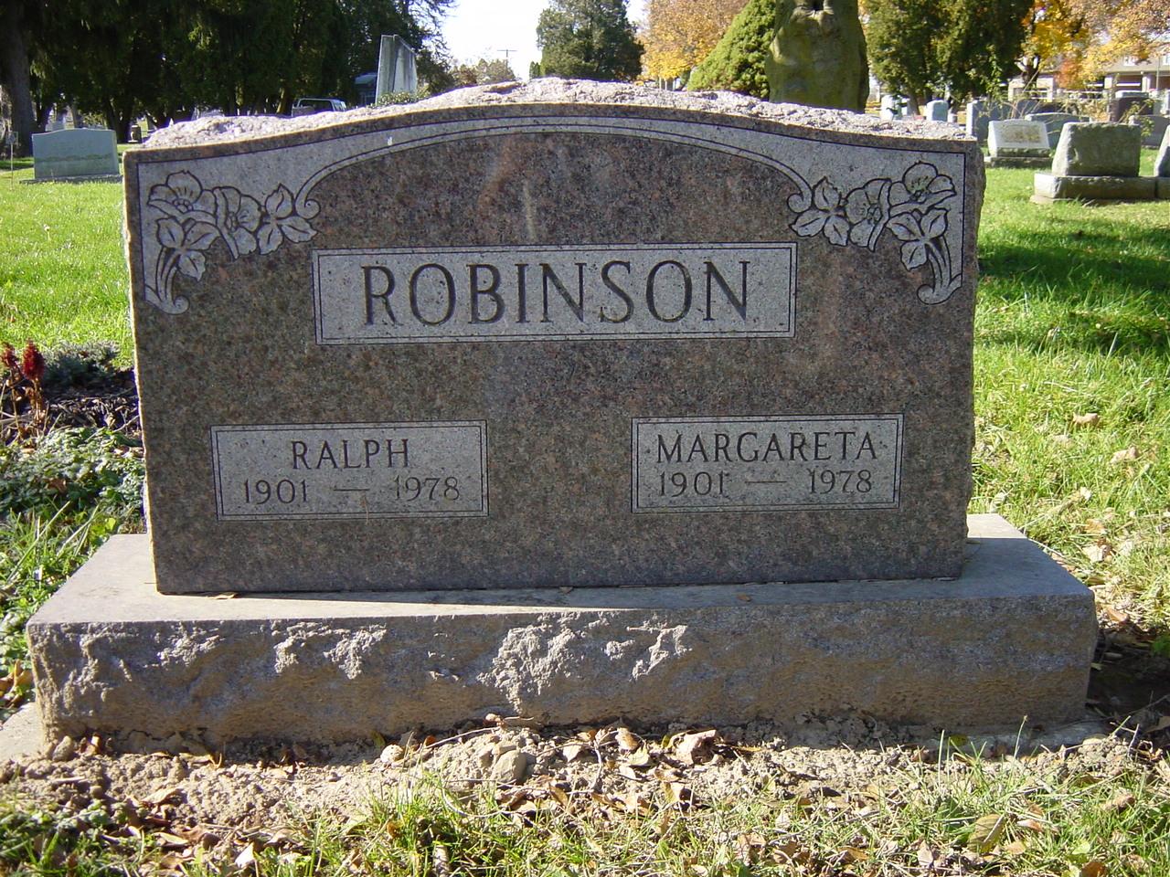 Charles Ralph Robinson