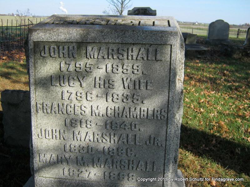 John Marshall, Sr