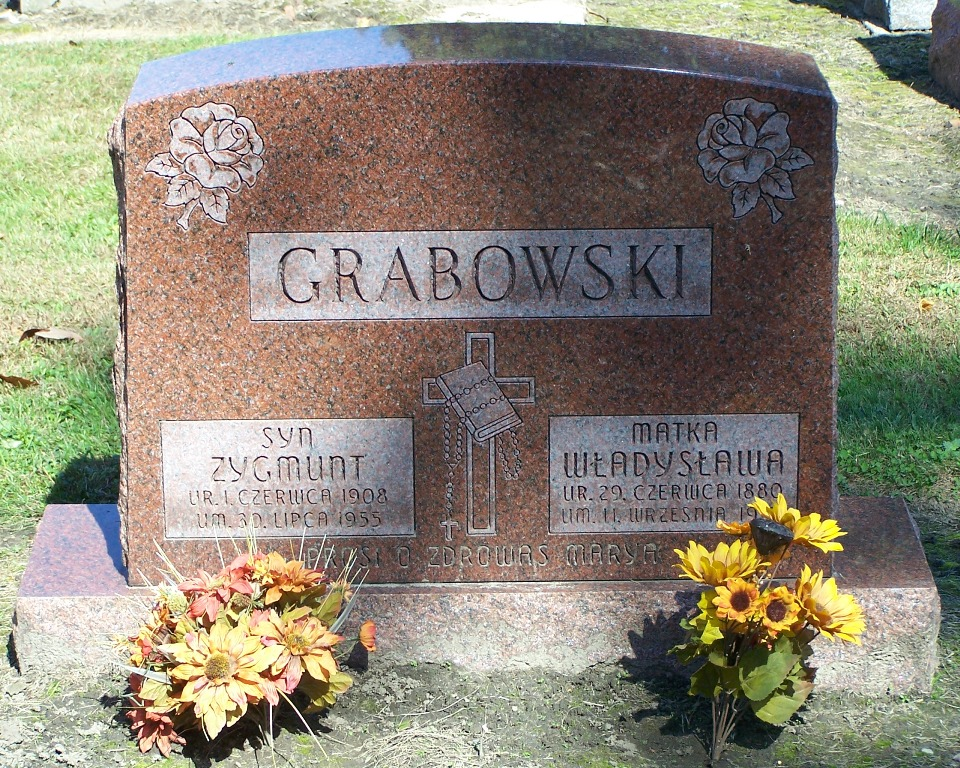 Wladyslawa Lottie <i>Zakrzewski</i> Grabowski