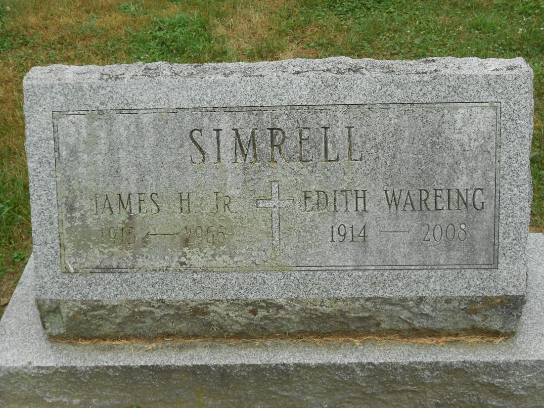 James H. Simrell, Jr