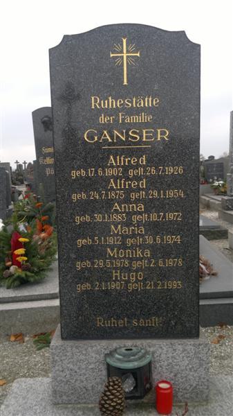 Anna <i>Mlynarik</i> Ganser