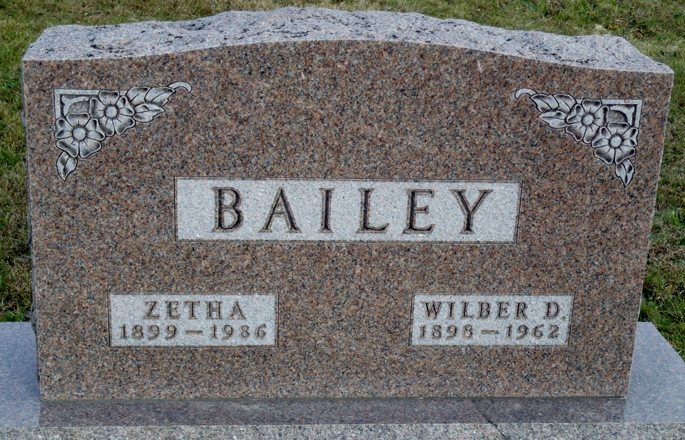 Wilber Day Wib Bailey