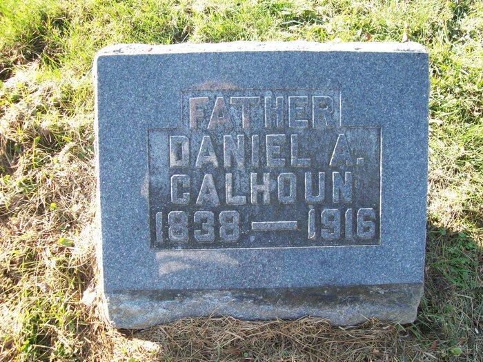Daniel A. Calhoun