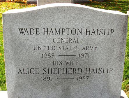 Alice Junnings <i>Shepherd</i> Haislip