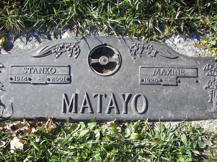 Maxine <i>Baxter</i> Matayo