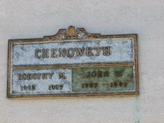 Dorothy Mae <i>Griffin</i> Chenoweth