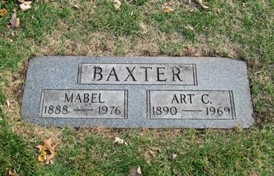 Artemus Clyde Baxter