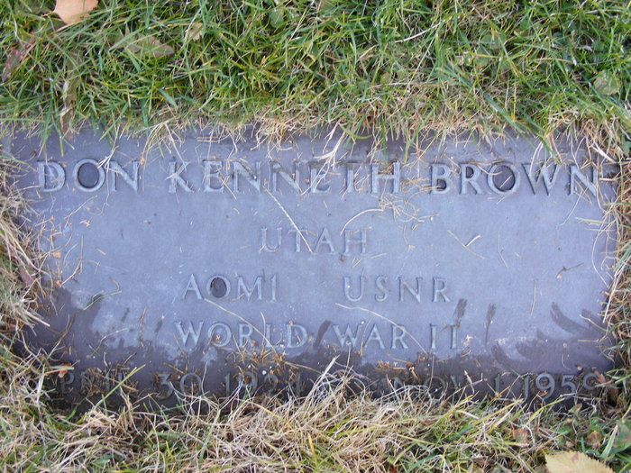 Don Kenneth Brown