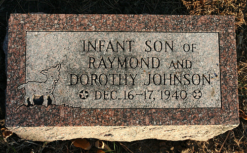 Infant Son Johnson