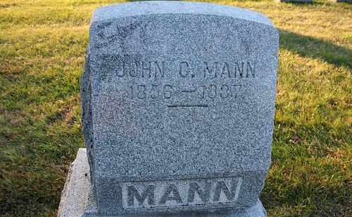 John C. Mann