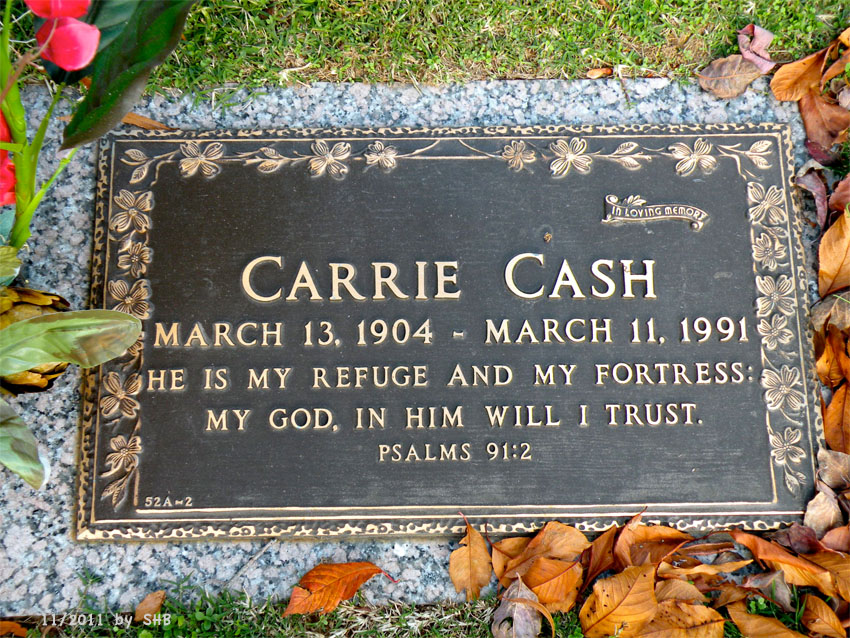 Carrie Cloveree <i>Rivers</i> Cash