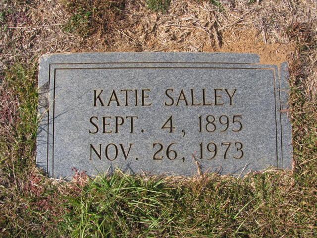 Kate <i>Salley</i> Burns