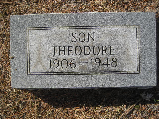 Theodore Morell (1906-1948) - Find A Grave Memorial