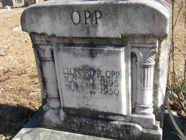 Leonard R. Opp
