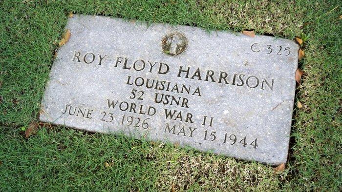 Roy Floyd Harrison