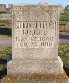 Marjorie Ellen <i>Lovell</i> Ijames