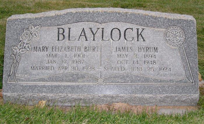 James Hyrum Blaylock