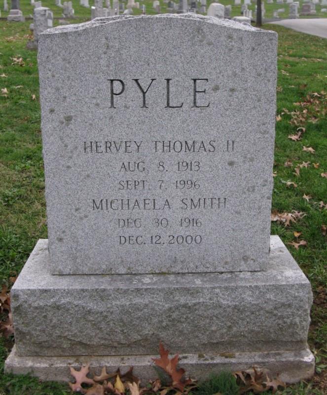 Hazel Michaela <i>Smith</i> Pyle
