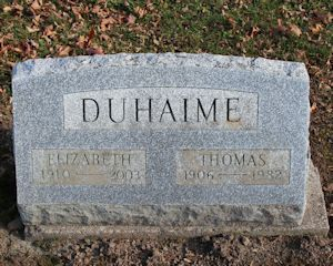 Thomas Duhaime
