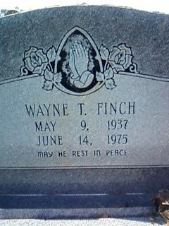 Wayne T. Finch