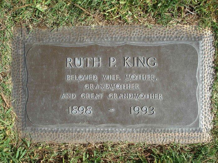 Ruth Carol <i>Phillips</i> KING
